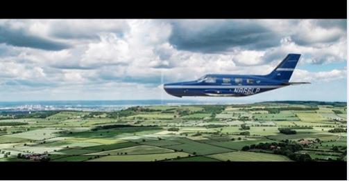 Framtiden är här – fossilfritt flyg i kommersiell storlek