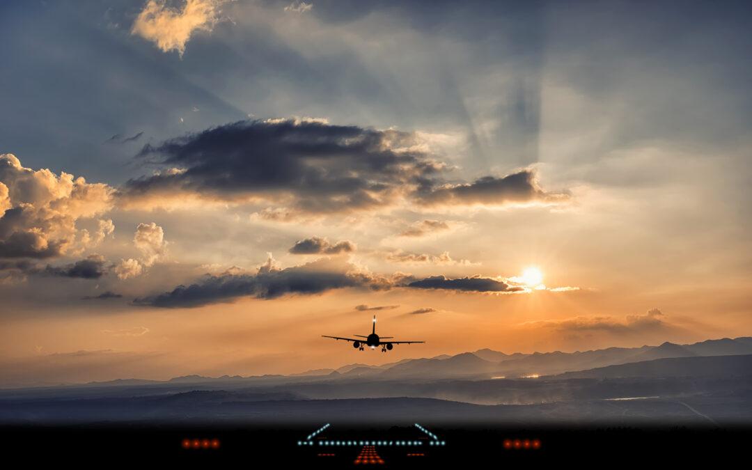Sundsvall-Timrå flygplats lyfter sin första fossilfria flygning