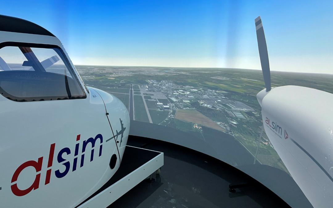 Grön internationell trafikflygskola etablerar sig i Skellefteå